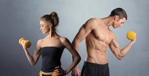 Тренировъчен и хранителен режим, плюс 4 индивидуални кросфит тренировки с инструктор