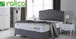 Сет Vita - легло с ракла и табла