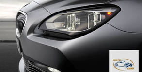 Лакиране на 2 пластмасови фара на автомобил, плюс проверка на светлинната система