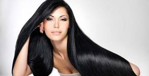 Масажно измиване, терапия за сухи и третирани коси и оформяне със сешоар - без или със подстригване