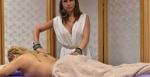 Класически масаж на цяло тяло с кокосово масло, плюс anti-age масаж и терапия за лице