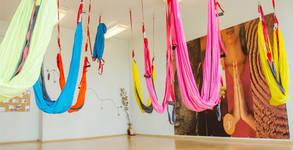 Три посещения на Йога по избор - класическа, въздушна или детска