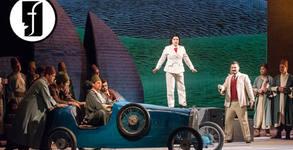 """Операта """"Италианката в Алжир"""" от Джоакино Росини, на 27 Март"""