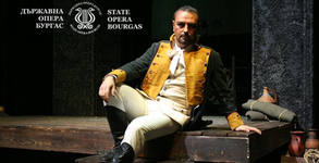 """Операта """"Тоска"""" от Джакомо Пучини - на 5 Ноември"""