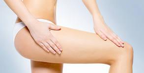 Антицелулитна терапия Body repping на бедра, седалище и паласки