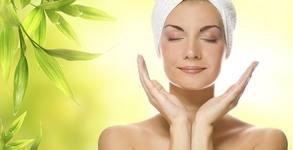 За лице! Почистване, масаж или терапия