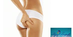 Антицелулитен масаж на бедра, седалище и паласки - 1 или 10 процедури
