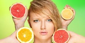 Почистване на лице с ултразвук или с ензимен пилинг, плюс серум и маска