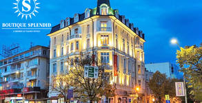 Почивка за двама в центъра на Варна! Нощувка със закуска
