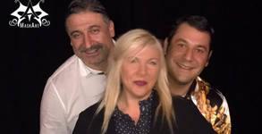 """Албена Михова, Кирил Ефремов и Евгени Будинов в комедията """"На живо от оня свят"""" на 11 Септември"""