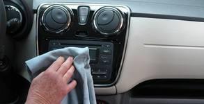 Външно и вътрешно почистване на лек автомобил