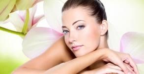 Хигиенно-козметичен масаж на лице, шия и деколте и бонус - влагане на ампула с ултразвук