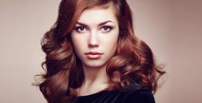 Грижа за косата! Боядисване с боя на клиента и оформяне със сешоар, или кератинова терапия с преса Joico