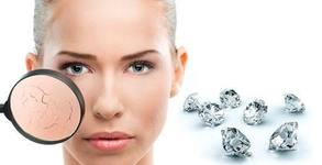 Грижа за лице! Диамантено микродермабразио, безиглена мезотерапия и сребърна маска