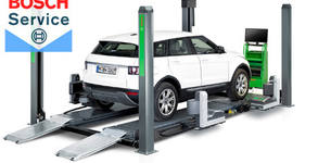 Регулиране на преден и заден мост на автомобил