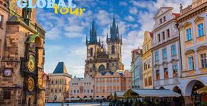 Посети Будапеща, Виена, Прага и Нови Сад! Екскурзия с 5 нощувки със закуски, плюс транспорт