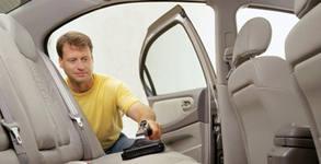 За автомобила! Машинно пране на тапет на врата, седалка, цял багажник или цял под