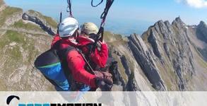 Височинен тандемен полет с парапланер от Чепън, Конявска планина или Витоша, плюс бонус - видеозаснемане