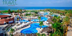Пролетен релакс край Сиде! 7 нощувки на база Ultra All Inclusive в хотел Club Calimera Serra Palace 5*