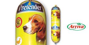 За кучето - 12 броя салам Pretender