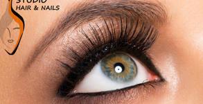 Ламиниране или поставяне на мигли - косъм по косъм или 3D