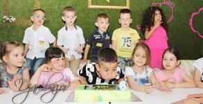 Фотозаснемане на кръщене или детски рожден ден - без или със кратка фотосесия