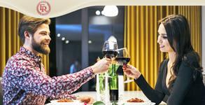 Куверт за 8 Март с богато меню и напитки - в Св. св. Константин и Елена