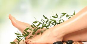 """Терапия """"уморени крака"""" - детоксикатор и мануален и лимфодренажен масаж"""