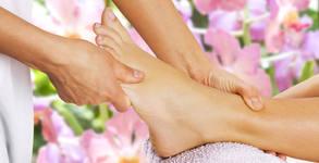 Лимфен енергизиращ масаж - на гръб или цяло тяло, или класически масаж на гръб