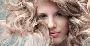 """Кератинова терапия за коса с продукти L""""Oréal Professionnel и парна преса Steampod, плюс изправяне"""