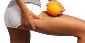 Антицелулитен масаж на бедра и седалище, плюс терапия с вендузи