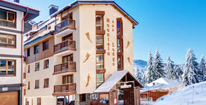 Апартаменти Mountain Lodge***