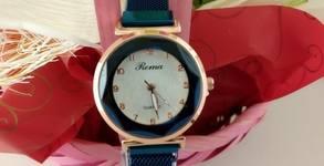 Дамски часовник с магнитно закопчаване - модел по избор
