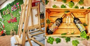 Flo Art & Wine