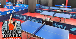 Collizeone Table Tennis Arena