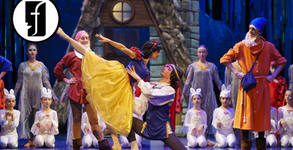 """Балетният спектакъл """"Снежанка и седемте джуджета"""" на 21 Декември"""