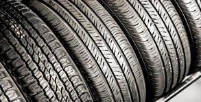 Смяна на 2 гуми на автомобил, плюс баланс и тежести