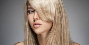 Ламиниране на коса с кератинова преса Joico и изправяне - без или със подстригване