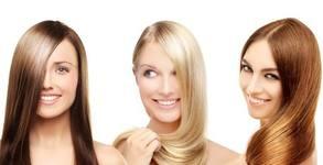 Измиване на коса, подстригване и оформяне със сешоар или преса