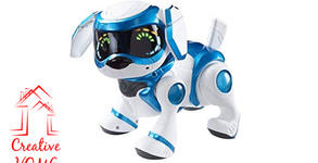 Интерактивно куче робот Tekno Robotic Puppy