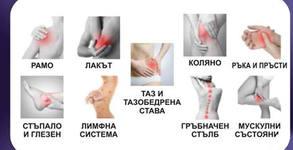 Текар терапия на зона по избор