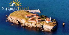 Еднодневна екскурзия до остров Света Анастасия, Созопол и тракийското светилище Бегликташ през Юни