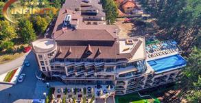 Хотел Infinity Park & SPA