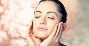 Дълбоко почистване на лице, плюс ампула за дълбока хидратация