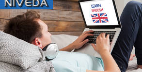 6-месечен полудистанционен курс по английски език, ниво по избор