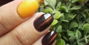 Колагенова терапия за нокти с възстановяващо действие, плюс маникюр с лак и 2 декорации