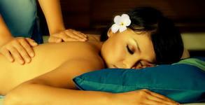 Лечебен масаж на гръб, плюс вендузи