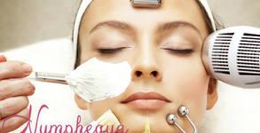 Лазерно подмладяване или третиране на разширени капиляри със SHR-Elight - на зона от лицето