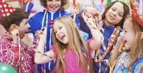 3 часа детски рожден ден за 10 деца - с аниматор, почерпка и детска дискотека