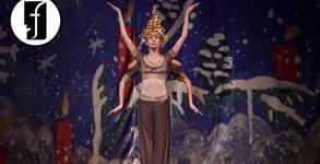"""Балетният спектакъл """"Лешникотрошачката"""" по музика на Чайковски - на 24 Април"""